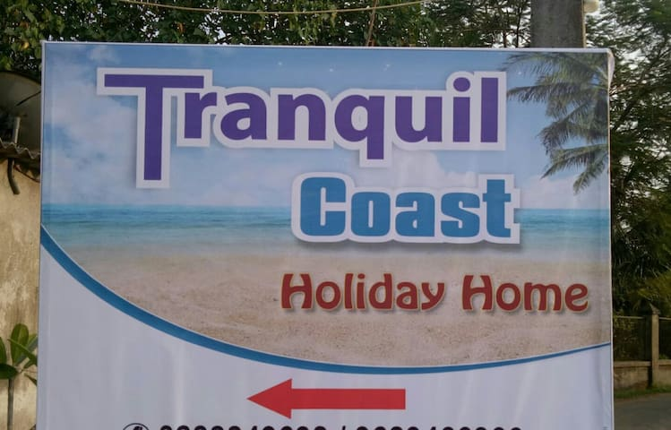 HomeStay at Tranquil Coast