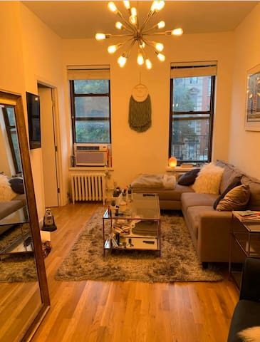 East village room in great apartment