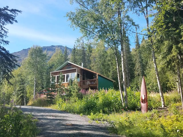Upper Kenai Cabins - Russian Gap Retreat