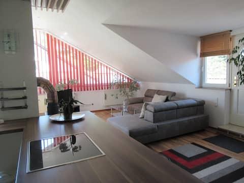 Modernes Apartment in Wohlfühlgemeinde nahe Wien