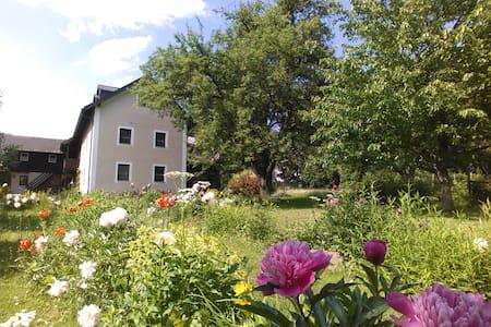 familienfreundliches  Landhaus  mit  Garten