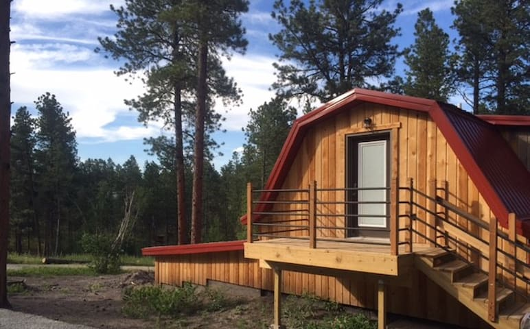Black Hills Loft in the Black Hills Pines!