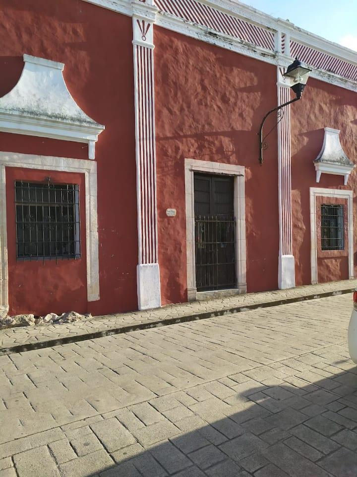 House on Calzada de los Frailes Valladolid Yucatan