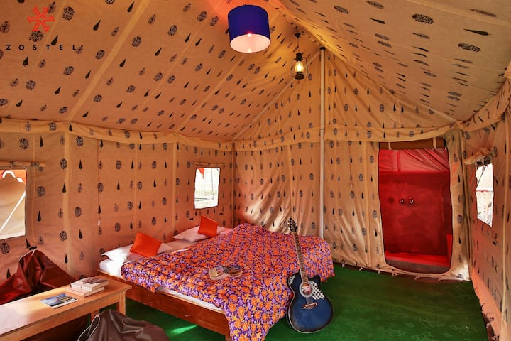 Alpine Tents(ensuite) in Spiti