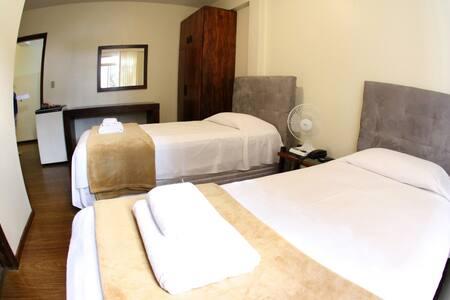 Hotel muito aconchegante em São Mateus do Sul PR!