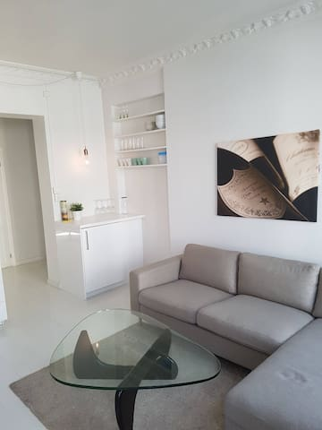 Central - Unique apartment- With two Bedroom - Oslo - Apartemen