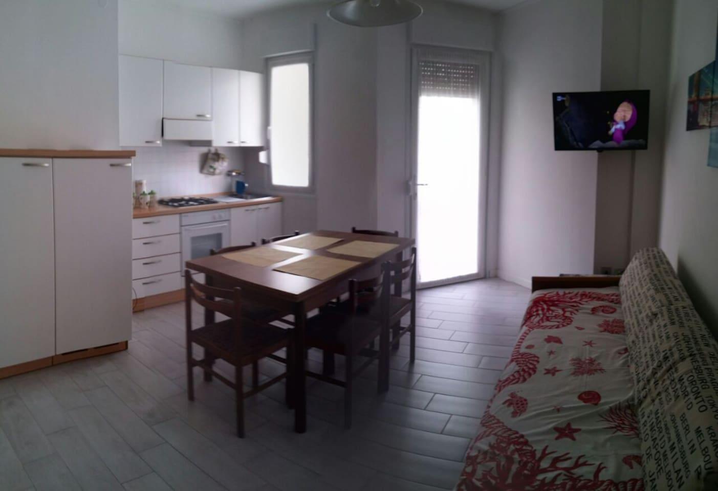 Appartamento Giove - Wohnungen zur Miete in Bibione, Venetien, Italien