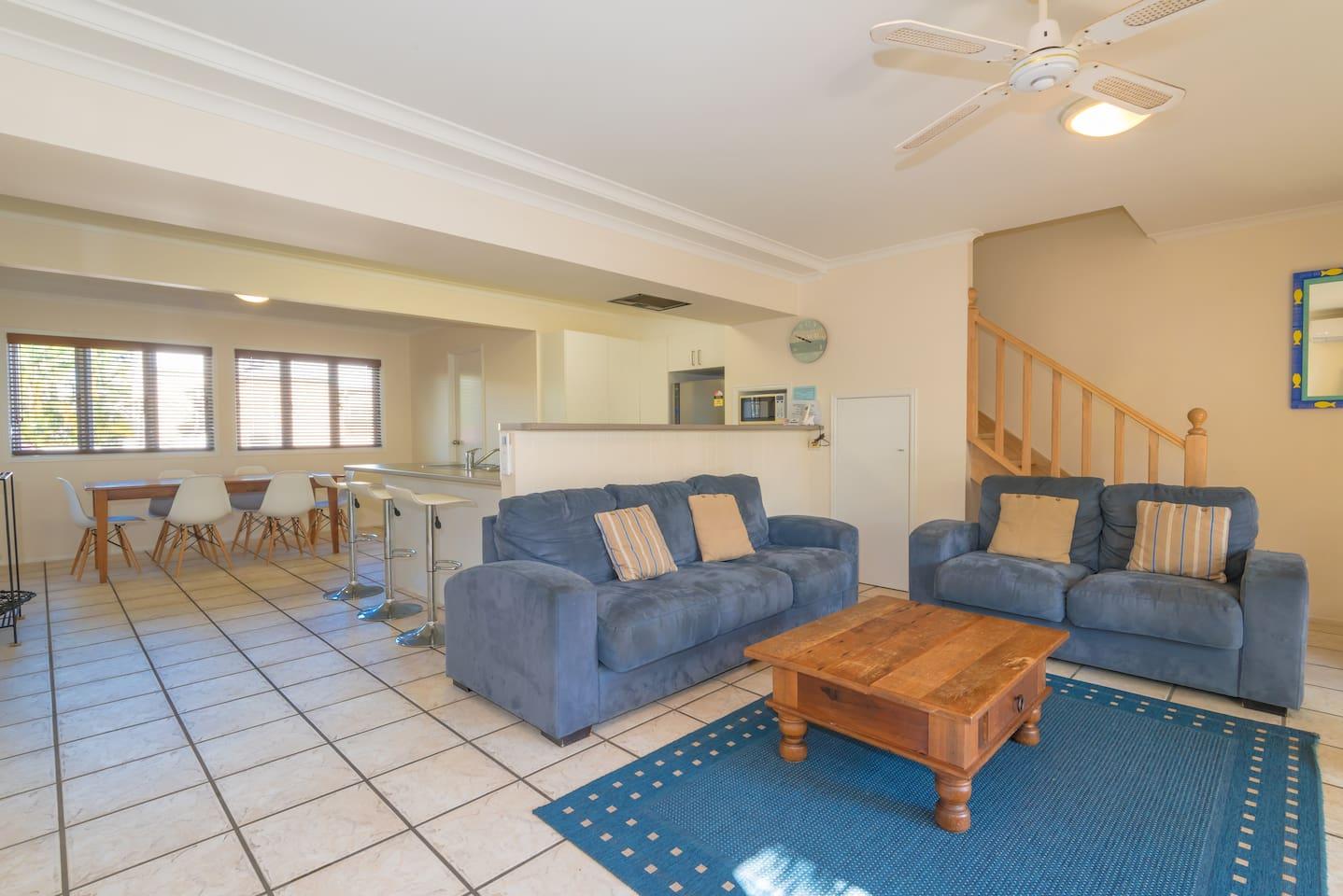 Standard Unit - Living Area