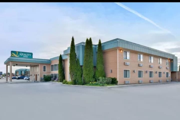 Hotel Quality Inn & Suites, Downtown Sandpoint