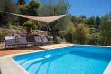 Panorama & Pool – arrière-pays Nice