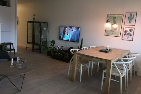 Super dejlig lejlighed i centrum - Næstved - Byt