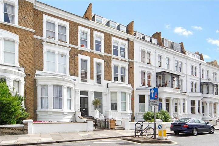 Cosy flat near Holland Park and Kensington Olympia - London - Wohnung