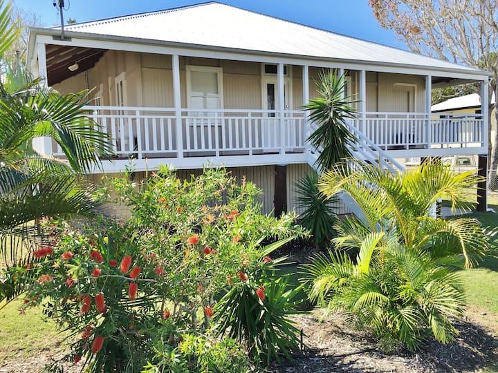 Boomerang Beach House holiday rental