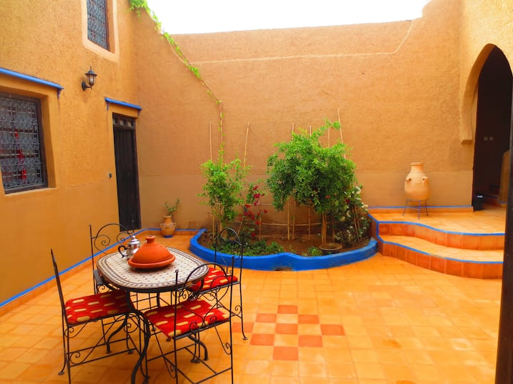 charming villa for rent in Merzouga
