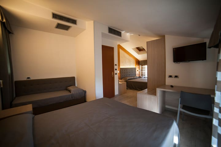 Camera 5 persone Rivebella - Rivabella - Bed & Breakfast