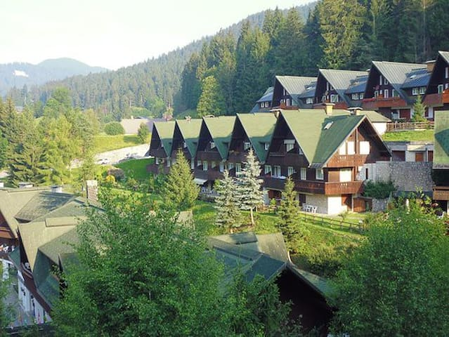 Il Tuo Rifugio di Montagna - Your Mountain Refuge - Tarvisio - Résidence en temps partagé