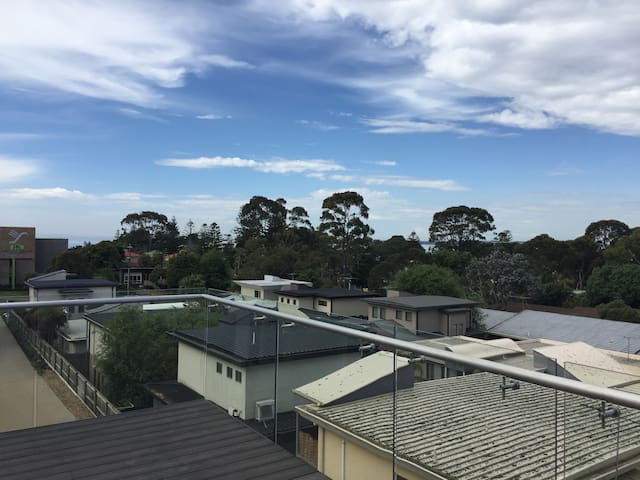 Unit 12 Luxury 1 bedroom Apartment with great view