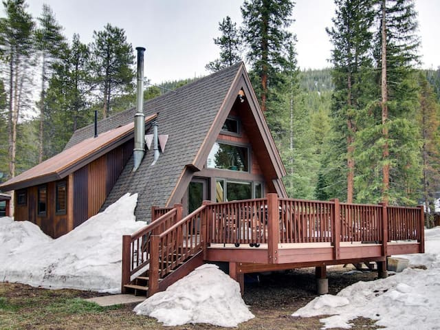 Blue River Cabin in the Woods - Blue River - Dom
