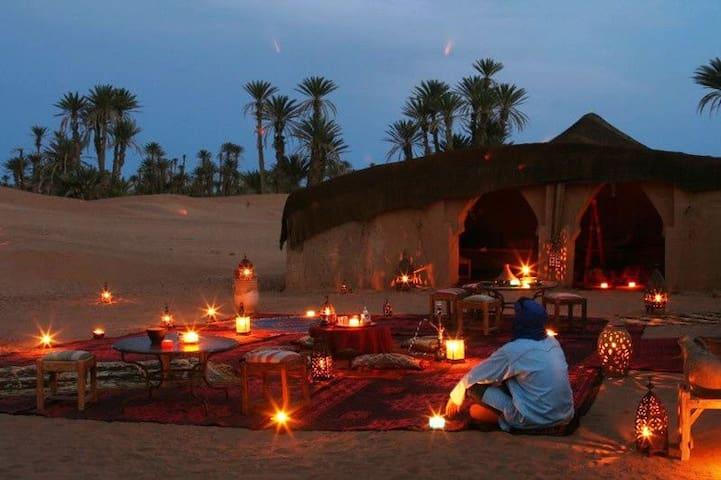 riad zawya for camping