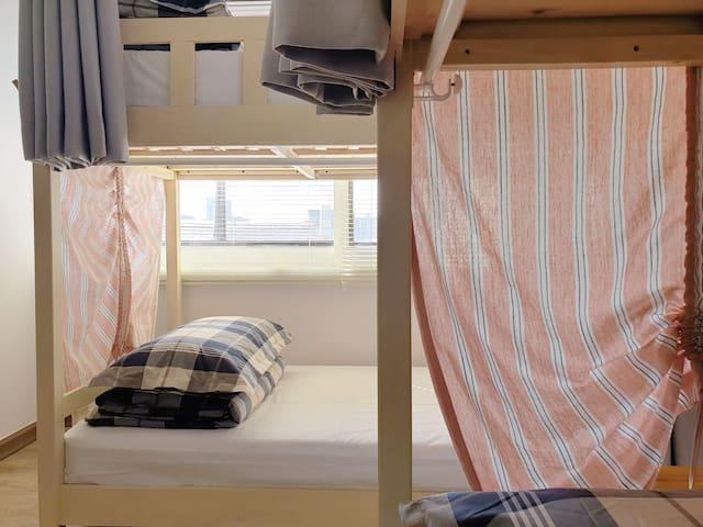 [Hongdae]Women only dormitory-room