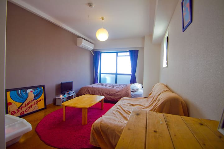 SHIBUYA ROOM 5min from station - 渋谷区 - Daire