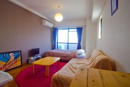 SHIBUYA ROOM 5min from station - 渋谷区 - Appartement