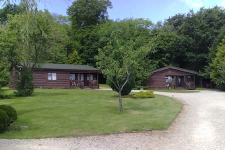 Wayside offer four timber lodges - Bromham - Faház