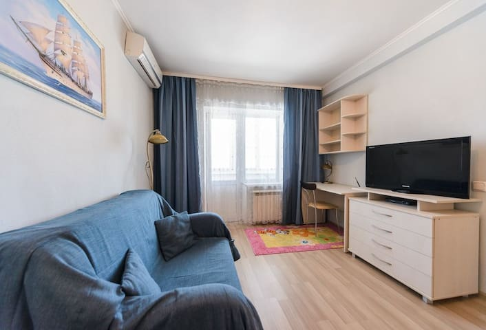 Comfortable onebedroom Apartment. Metro Minska
