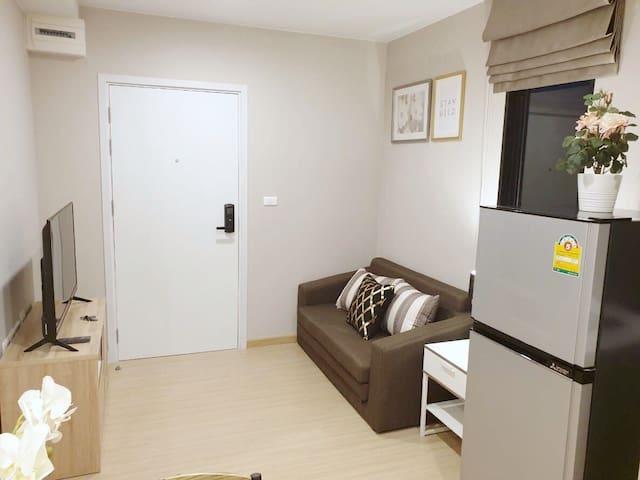 Cozy 1 bedroom stay near BTS onnut station