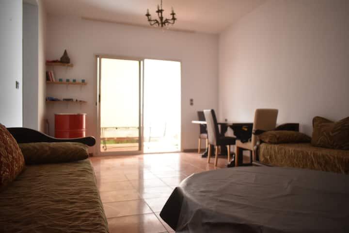 Surf apartement Tamraght surf Maroc