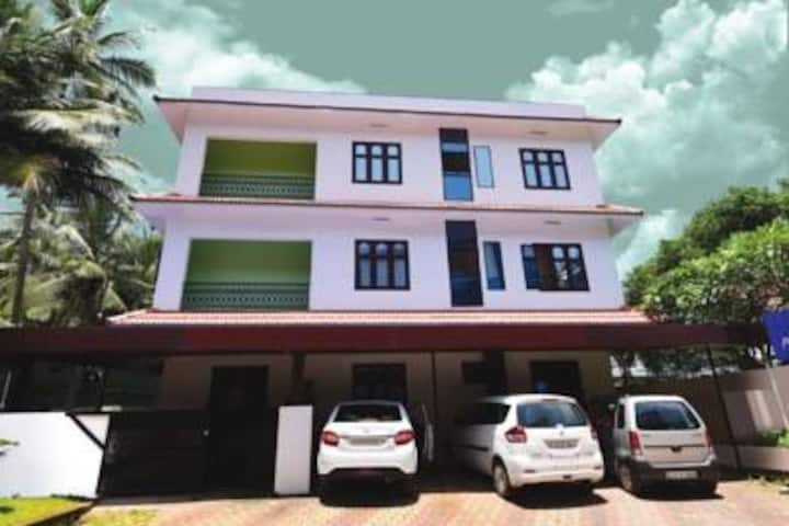 2BHK fully furnished Service Apartment in Calicut