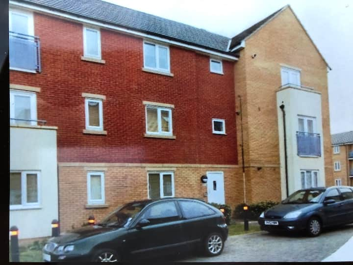 Lovely 2 Bed flat in the centre of Bradly Stoke