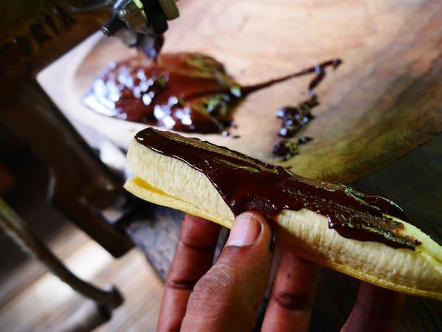 100% healty organic chocolate