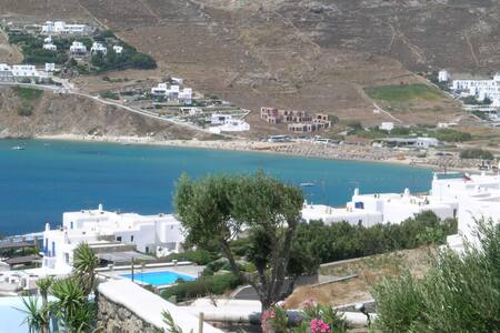 Villa Chloe | Mesmerizing Views in Kalo Livadi - Mikonos - Villa