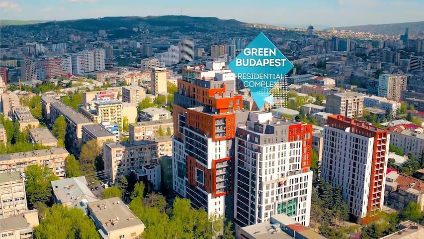 Уютная квартира в центральной части Тбилиси.