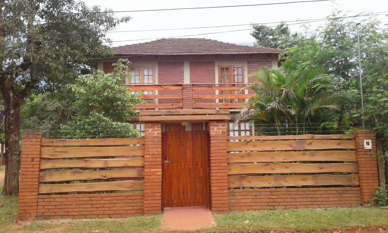 Duplex equipamiento completo - Puerto Iguazú
