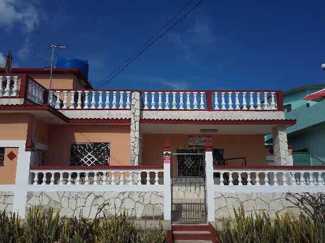 Boca de Camarioca Casa Chabely Lindo Mar