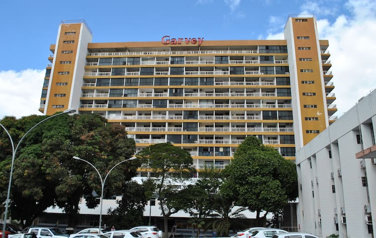 Apart-hotel Garvey Park nº 929 - Asa Norte