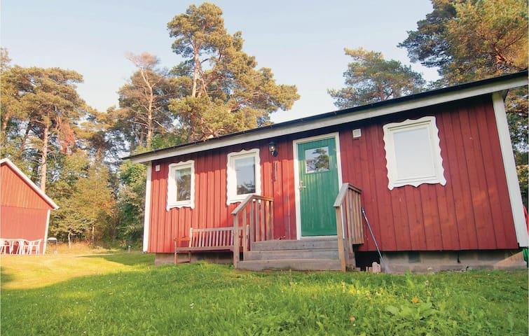 Holiday cottage with 2 bedrooms on 46 m² in Visby