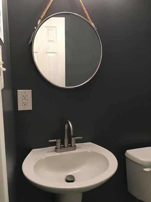 Newly Renovated Upper Level Bathroom