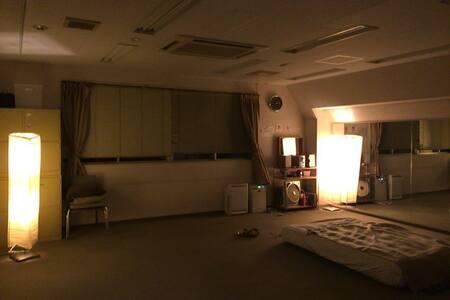 Sleep Over at Studio 3-12ppl 素泊まり - Musashino