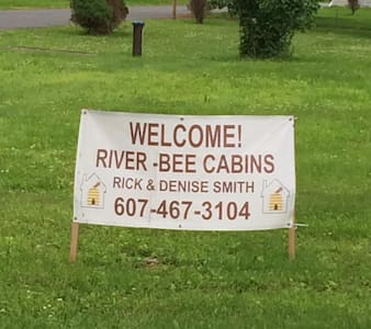 Delaware River-Bee Cabins (#2)