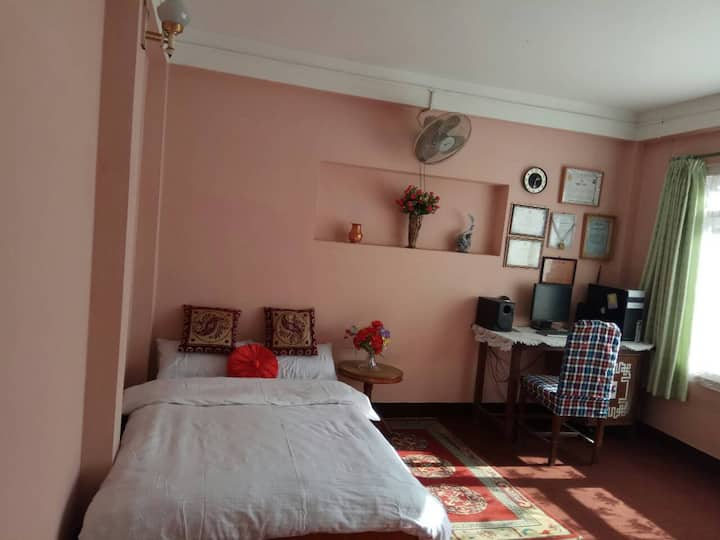 Pink room in Your Next Home, Patan