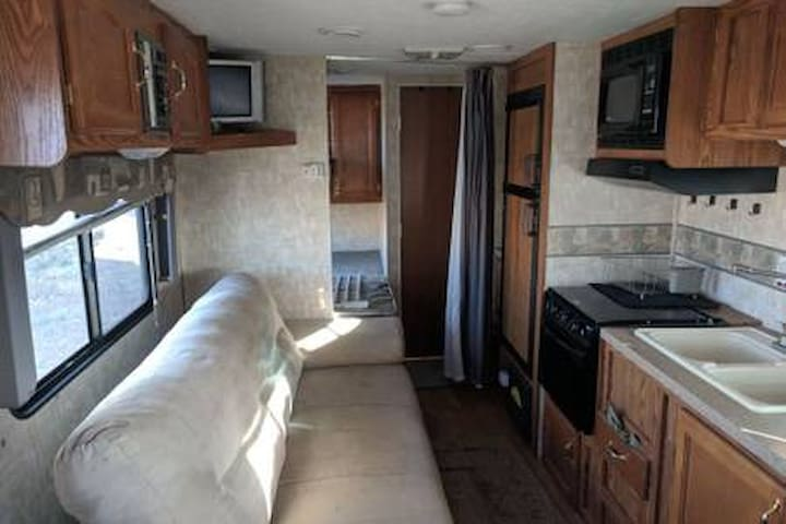 %% Cherokee RV with High Speed WiFi