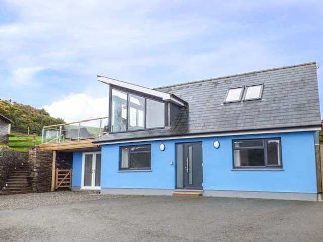 Ty Henri Luxury Cottage, Tresaith, West Wales - Tresaith - Casa