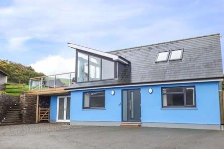 Ty Henri Luxury Cottage, Tresaith, West Wales - Casa
