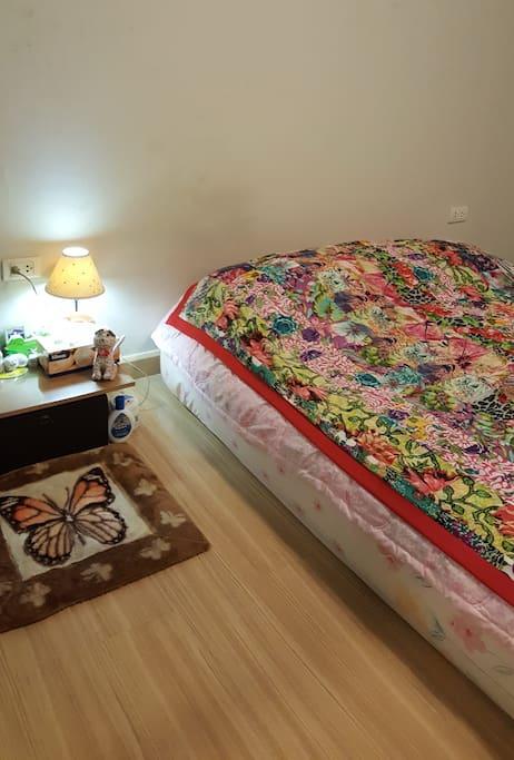 ห้องนอน (Resting Room)