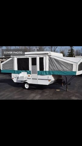 PopUp Camper for the Nationals