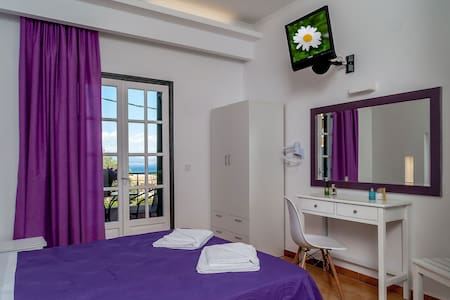 Sea View Studios - Emily Apartments - Dassia - Kondominium