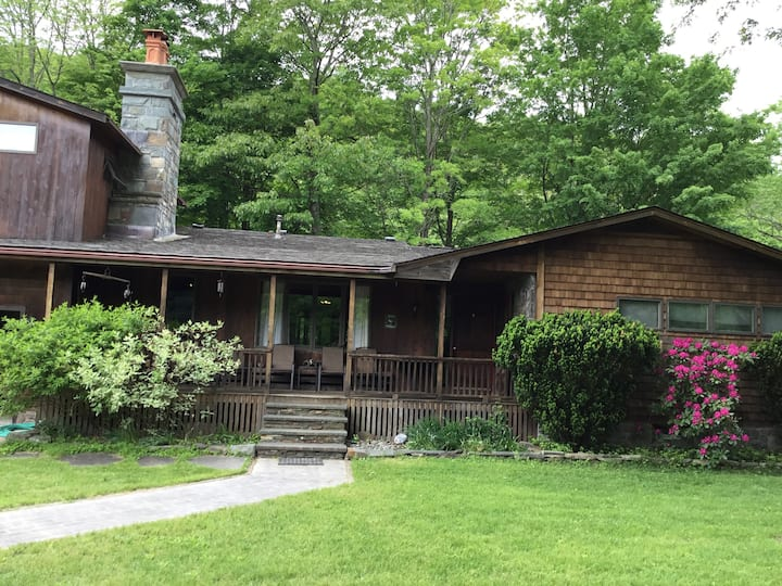 Catskills River House